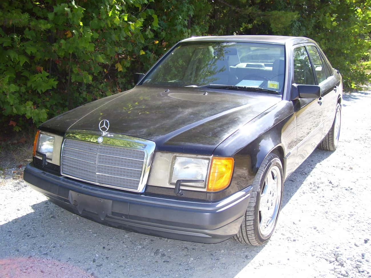 1992 Mercedes-Benz E-Class 400 is listed (or ranked) 4 on the list The Best Mercedes-Benz E-Classes of All Time