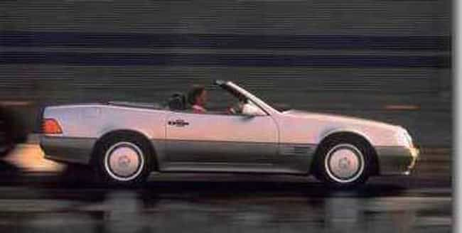 1997 Mercedes-Benz SL-Class SL... is listed (or ranked) 4 on the list List of Popular Mercedes-Benz SL320 Roadsters