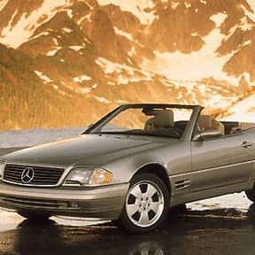 1999 Mercedes-Benz SL-Class SL is listed (or ranked) 4 on the list The Best Mercedes-Benz SL500 Roadsters of All Time