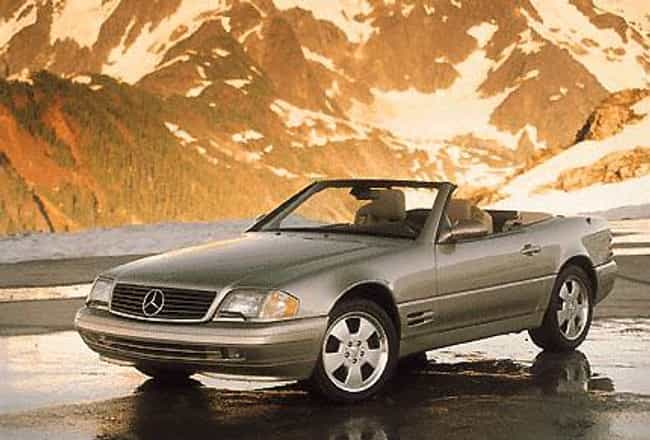 1999 Mercedes-Benz SL-Class SL... is listed (or ranked) 2 on the list List of Popular Mercedes-Benz SL500 Roadsters