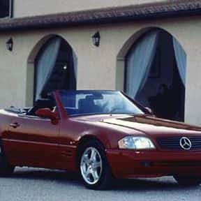 2000 Mercedes-Benz SL-Class SL is listed (or ranked) 5 on the list The Best Mercedes-Benz SL500 Roadsters of All Time