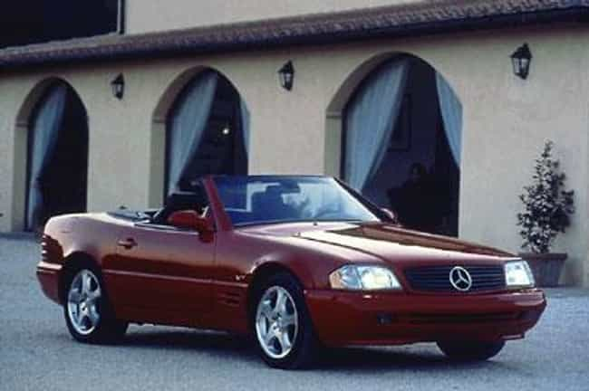 2000 Mercedes-Benz SL-Class SL... is listed (or ranked) 3 on the list List of Popular Mercedes-Benz SL500 Roadsters