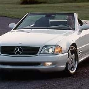 2001 Mercedes-Benz SL-Class SL is listed (or ranked) 6 on the list The Best Mercedes-Benz SL500 Roadsters of All Time