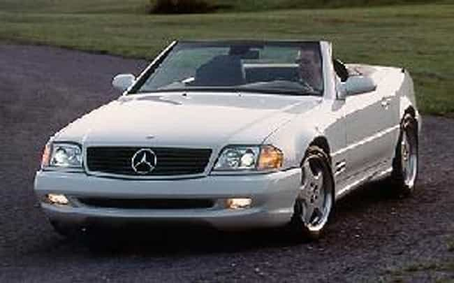 2001 Mercedes-Benz SL-Class SL... is listed (or ranked) 4 on the list List of Popular Mercedes-Benz SL500 Roadsters