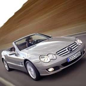 2002 Mercedes-Benz SL-Class SL is listed (or ranked) 2 on the list The Best Mercedes-Benz SL500 Roadsters of All Time