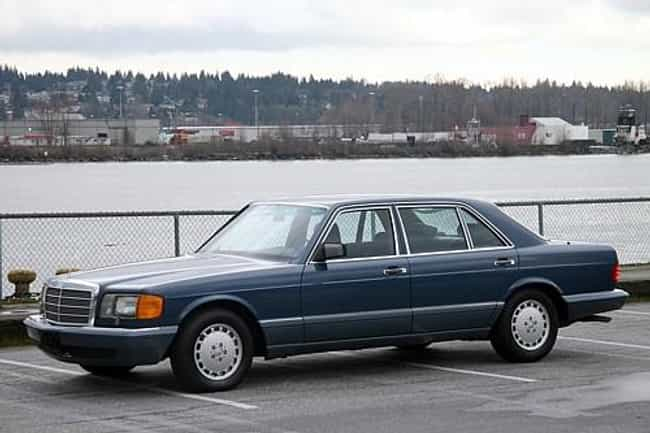 1989 Mercedes-Benz S-Class 560... is listed (or ranked) 3 on the list The Best Mercedes-Benz S-Classes of All Time