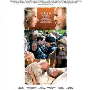 The Last Station is listed (or ranked) 21 on the list The Best Helen Mirren Movies