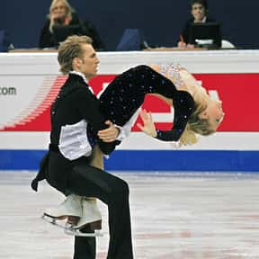 Katherine Copely is listed (or ranked) 22 on the list List of Famous Ice Dancers