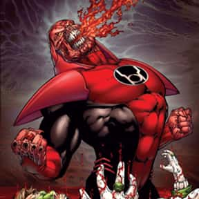 Atrocitus is listed (or ranked) 2 on the list The Best Green Lantern Villains Ever
