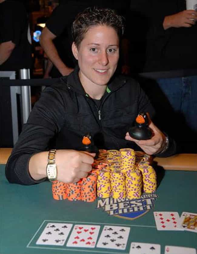 Vanessa Selbst is listed (or ranked) 1 on the list The Top 25 Richest Female Poker Players