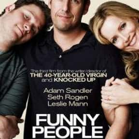 Funny People is listed (or ranked) 11 on the list The Most Overrated Movies of All Time