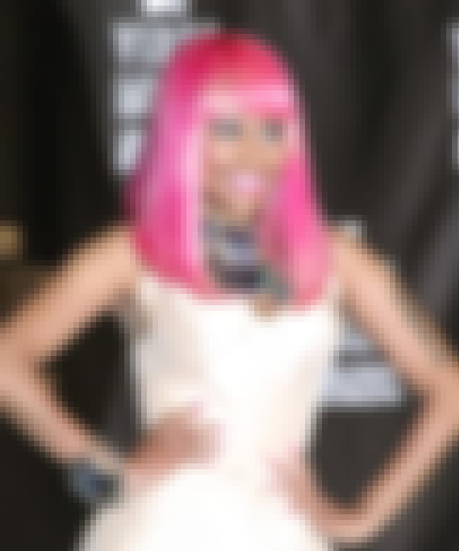 Nicki Minaj is listed (or ranked) 1 on the list Celebs You Didn't Know Aren't American