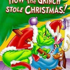 Dr. Seuss' How the Grinch Stol is listed (or ranked) 25 on the list The Best Classic Fantasy Movies, Ranked