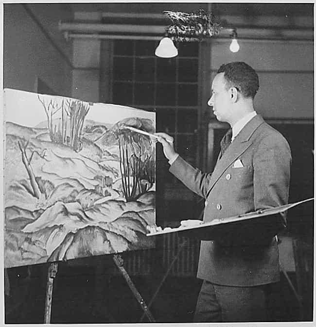 Hale Woodruff is listed (or ranked) 3 on the list Famous Herron School Of Art Alumni