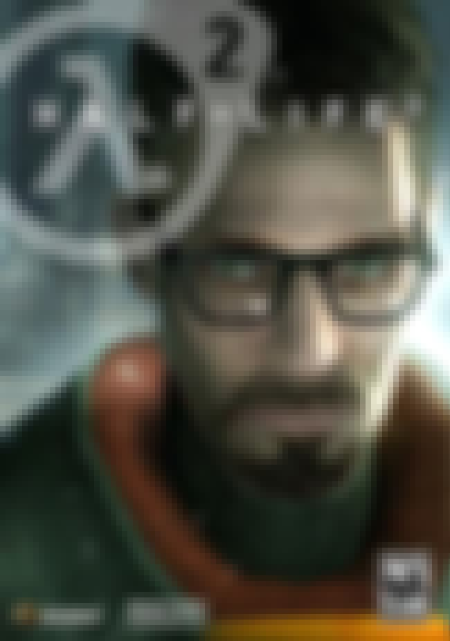 Half-Life 2 is listed (or ranked) 7 on the list The Top 10 PC First-Person Shooters