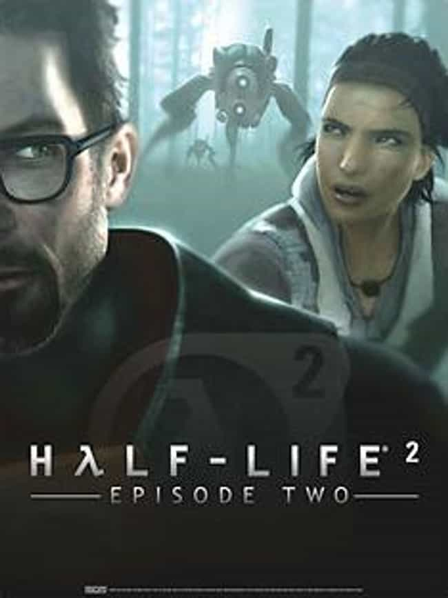 Half-Life 2: Episode Two... is listed (or ranked) 3 on the list The Best Half-Life Games