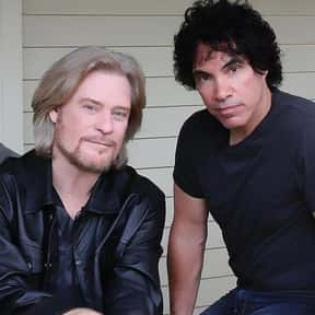 Hall & Oates is listed (or ranked) 14 on the list Which Bands Or Musicians Do You Most Want To See Before They (Or You) Kick The Bucket?