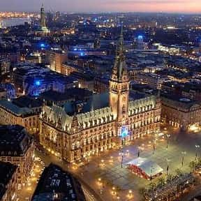 Hamburg is listed (or ranked) 4 on the list The Best Cities for Young People