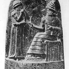 Hammurabi is listed (or ranked) 17 on the list The Most Enlightened Leaders in World History