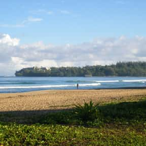 Hanalei Bay is listed (or ranked) 2 on the list The Best Beaches in Hawaii