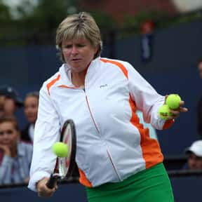 Hana Mandlíková is listed (or ranked) 25 on the list The Greatest Women's Tennis Players of All Time