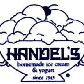 Handel's Homemade Ice Cream &  is listed (or ranked) 23 on the list The Best Ice Cream Brands