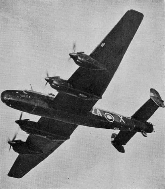Handley Page Halifax is listed (or ranked) 4 on the list Handley Page Aircraft Company Airplanes and Aircrafts