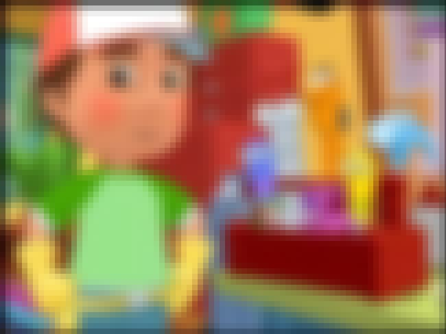Handy Manny is listed (or ranked) 4 on the list The Best Edutainment TV Shows