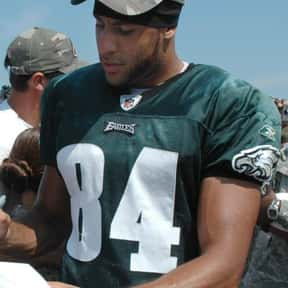 Hank Baskett is listed (or ranked) 14 on the list List of Famous Football Players