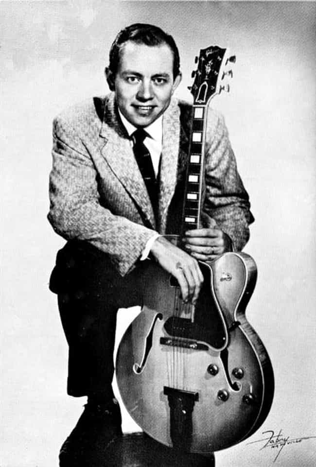 Hank Garland is listed (or ranked) 2 on the list Famous Guitarists from South Carolina