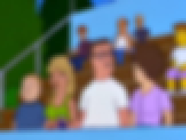 Hank Hill is listed (or ranked) 6 on the list Favorite TV Dads of All Time