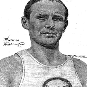 Hannes Kolehmainen is listed (or ranked) 23 on the list The Most Influential Athletes Of All Time