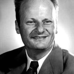 Hans Bethe is listed (or ranked) 6 on the list Famous People Named Hans