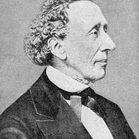 Hans Christian Andersen is listed (or ranked) 7 on the list List of Famous Poets