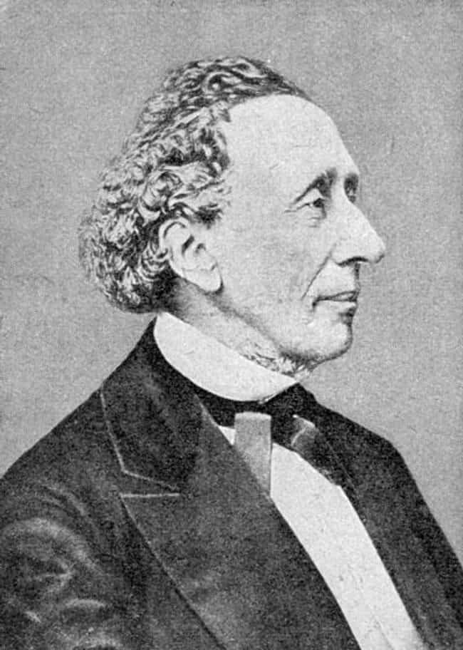 Hans Christian Andersen ... is listed (or ranked) 2 on the list Famous Poets from Denmark