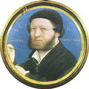 Hans Holbein the Younger is listed (or ranked) 12 on the list Famous Artists from Germany