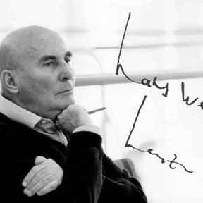 Hans Werner Henze is listed (or ranked) 11 on the list Famous People Named Hans