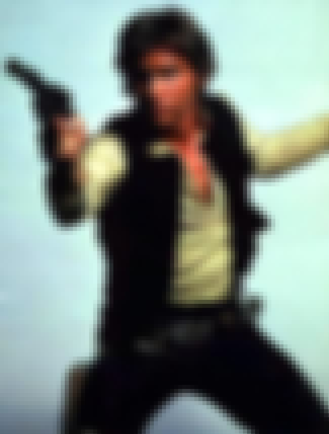 Han Solo is listed (or ranked) 1 on the list 11 Amazing Roles That Christopher Walken Almost Played