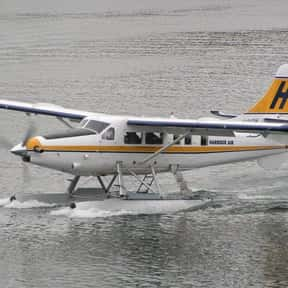 Harbour Air Seaplanes is listed (or ranked) 23 on the list List of Vancouver International Airport Airlines