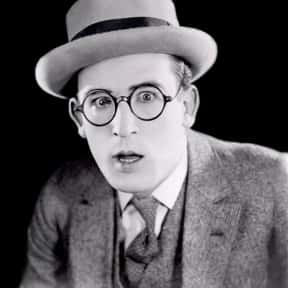 Harold Lloyd is listed (or ranked) 20 on the list The Funniest Slapstick Comedians of All Time
