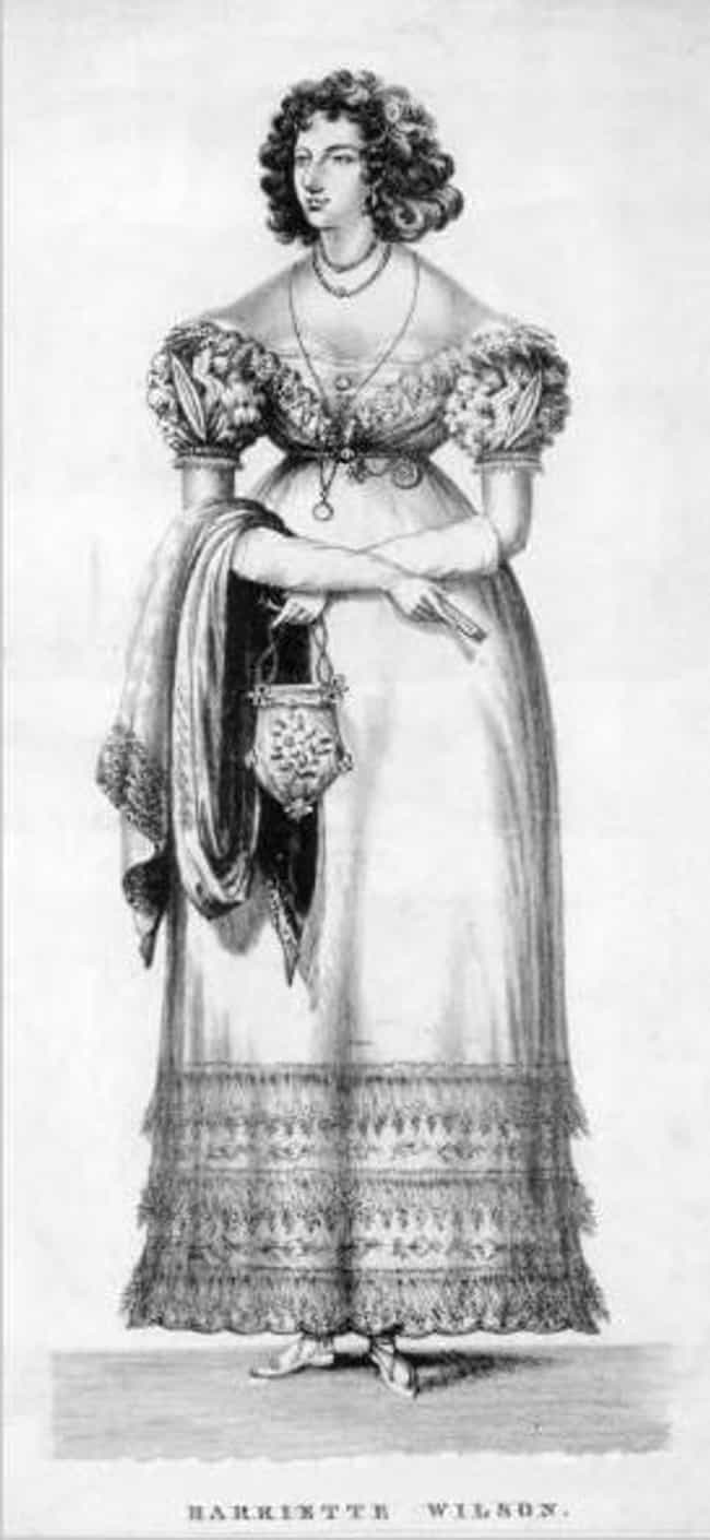 Harriette Wilson is listed (or ranked) 2 on the list Famous Female Courtesans