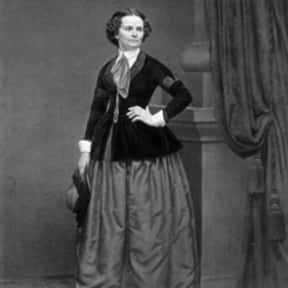 Harriet Goodhue Hosmer is listed (or ranked) 15 on the list Famous People Named Harriet