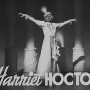 Harriet Hoctor is listed (or ranked) 21 on the list Famous People Named Harriet