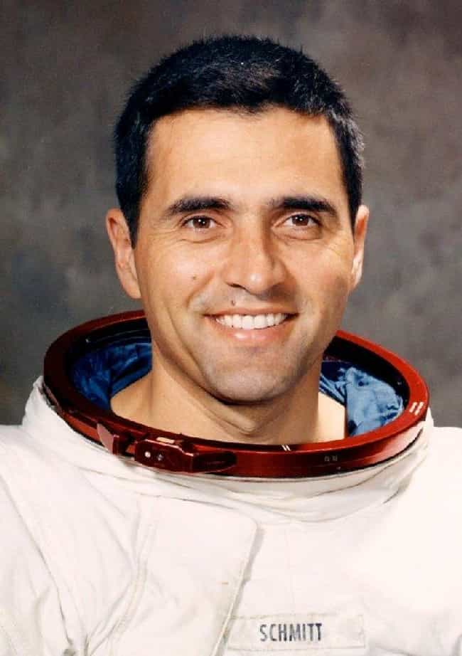 Harrison Schmitt is listed (or ranked) 4 on the list Famous Male Geologists
