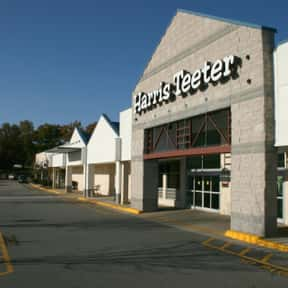 Harris Teeter is listed (or ranked) 23 on the list Companies Headquartered in North Carolina