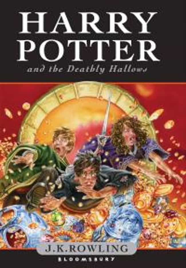 Harry Potter and the Dea... is listed (or ranked) 4 on the list All Harry Potter Books, Ranked Best to Worst