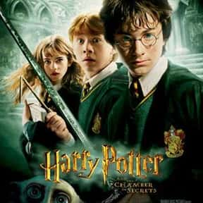 Harry Potter and the Chamber o is listed (or ranked) 13 on the list The Best 2000s Fantasy Movies