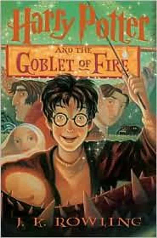 Harry Potter and the Gob... is listed (or ranked) 2 on the list All Harry Potter Books, Ranked Best to Worst