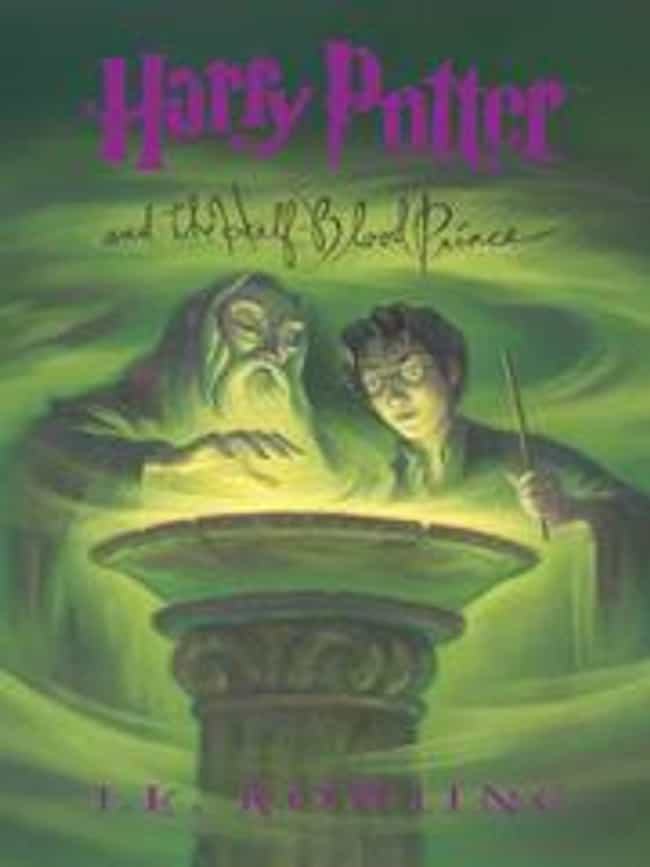 Harry Potter and the Hal... is listed (or ranked) 1 on the list All Harry Potter Books, Ranked Best to Worst