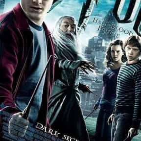 Harry Potter and the Half-Bloo is listed (or ranked) 9 on the list The Highest-Grossing PG Rated Movies Of All Time